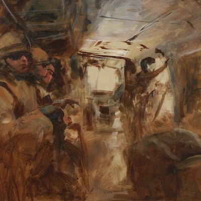 Transport, Helmand 2010 by Michael Alford