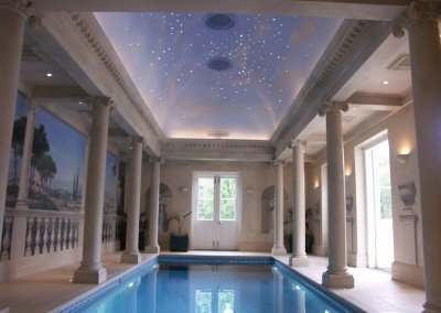 Classical Pool with Vault