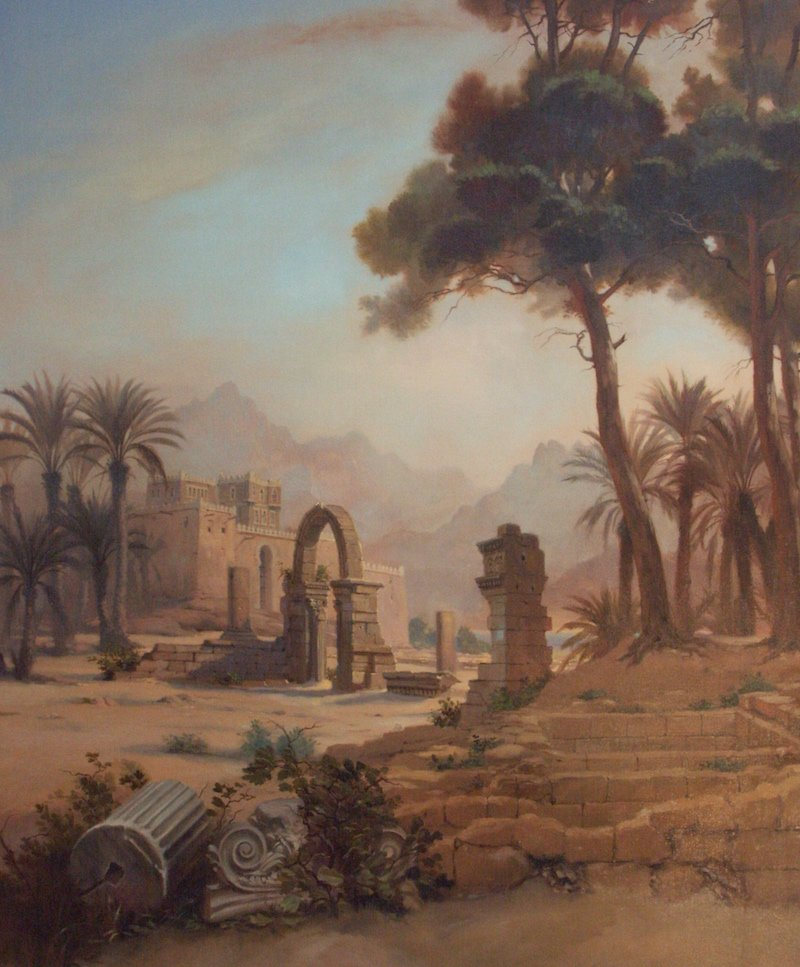 28 wall mural desert landscape desert self adhesive for Desert wall mural