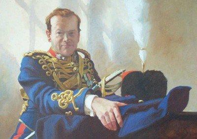Kings Troop  Portrait