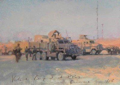British Army Helmand Guardsmen Op Herrick