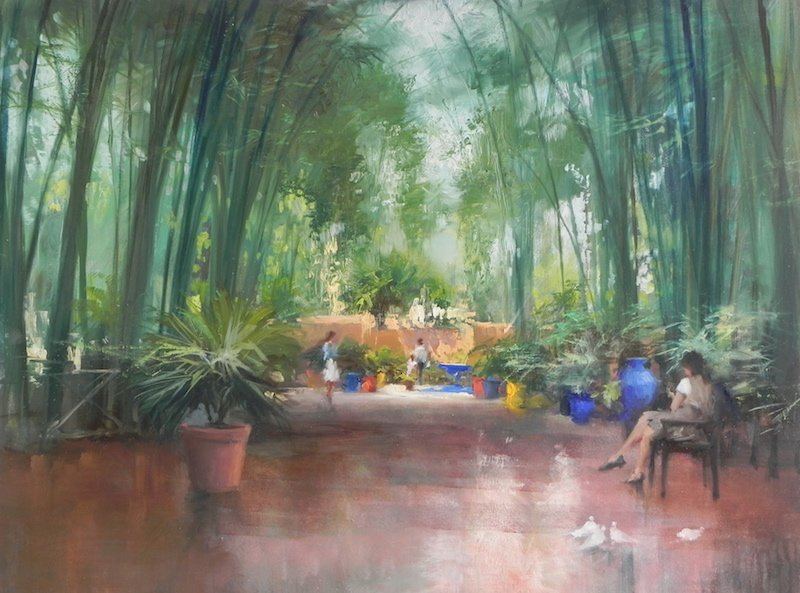 jardin majorelle 2 marrakech by michael alford