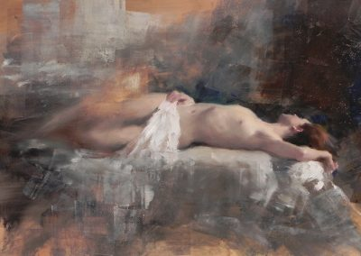 Sleeping Nude/Sienna 2