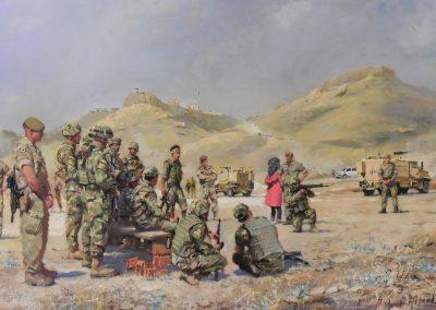 2 LANCS op Shader Kurdish militia