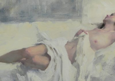"<Span style=""font-size: 30px; color: #ff3300;"">•</span>Nude/on White 6"