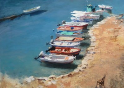 Small Boats in Greece