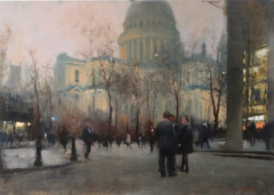 5 Views of Saint Pauls, 4 by Michael Alford