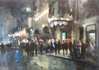 A Night at the Opera, Saint Martins Lane by Michael Alford