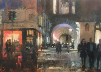 Air Street, Piccadilly by Michael Alford