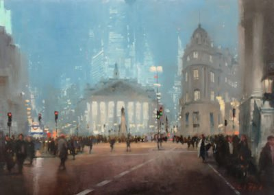 Royal Exchange 1 by Michael Alford