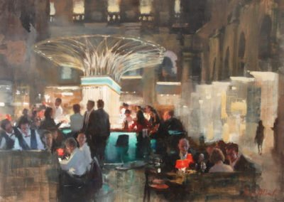 F&M Royal Exchange Image of Michael Alford painting