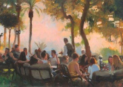 tea garden antalya by michael alford