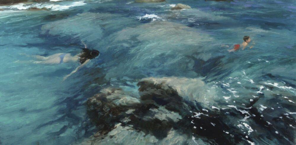 Ionian 1 Seascape Image