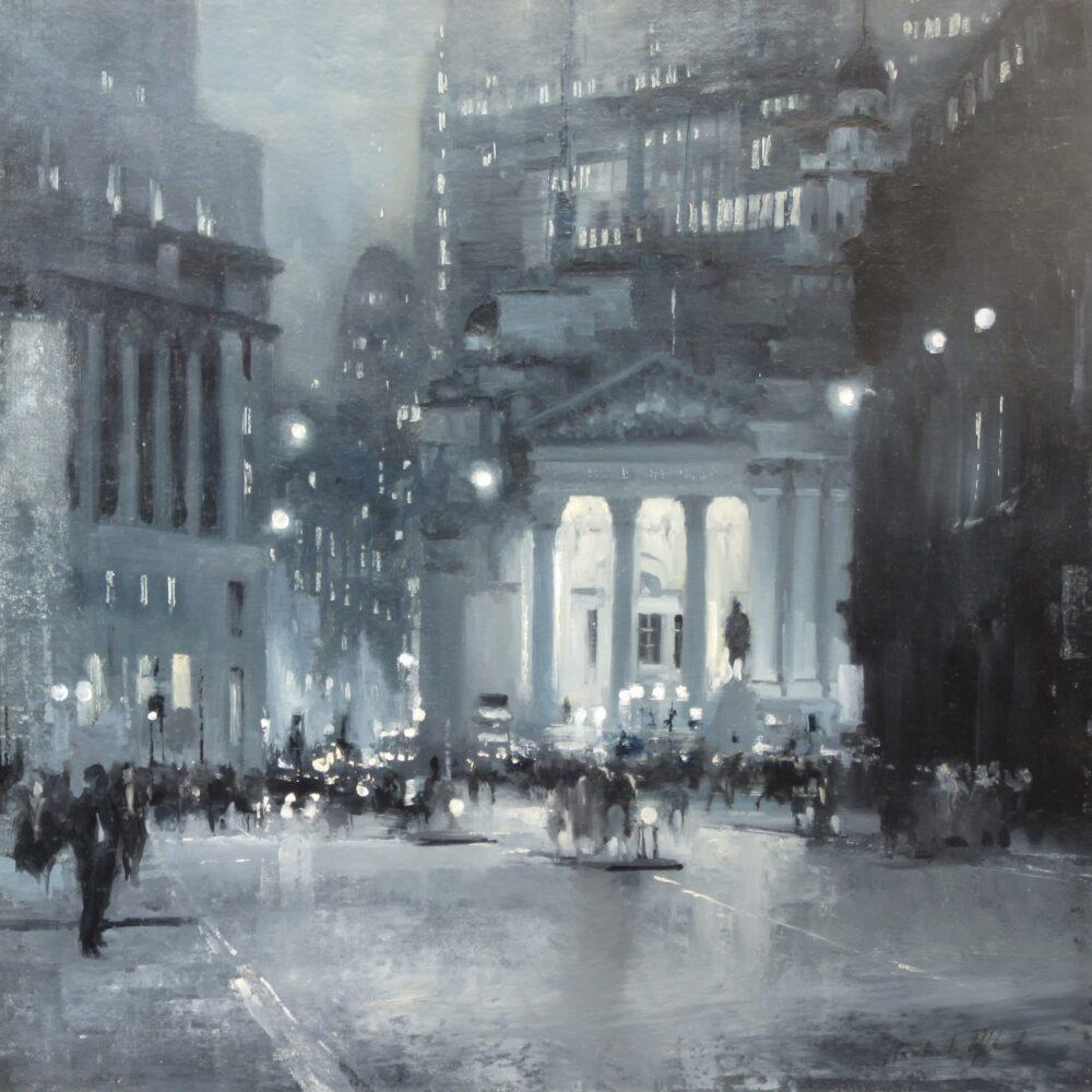 Michael Alford Art Print Royal Exchange 2