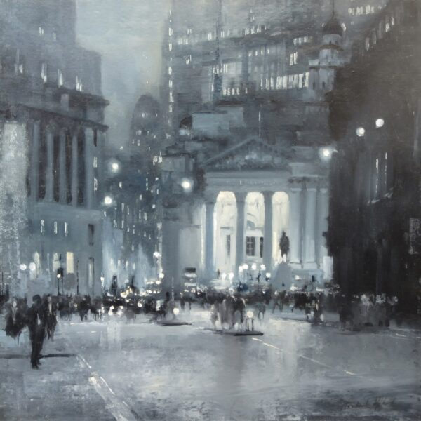 Michael Alford Art Print Royal Exchange 2