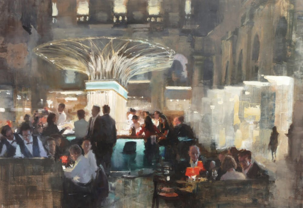 F&M The Royal Exchange by Michael Alford