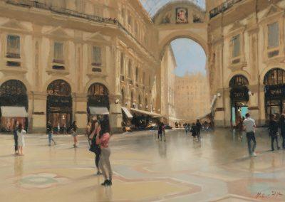 galeria milan painting by michael alford