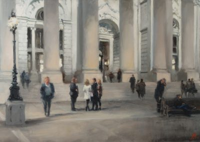 Royal Exchange, Bank Station by Michael Alford